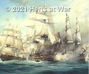 Kate Jamieson Battle of Trafalgar - Event courtesy of Dan Hill's 'History from Home'